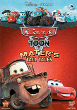 Cars Toon: Mater's Tall Tales (DVD,2010)
