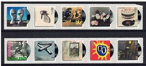 QE11 2010 SG2999-3008 Classic albums 1st issue unmounted mint