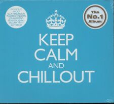 KEEP CALM AND CHILLOUT - Various Artists - 2xCD Album *NEW & SEALED*