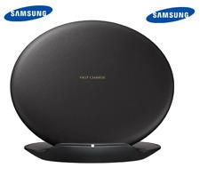 GENUINE Samsung INDUKTIVE Schnell-Ladestation EP-PG950 SCHWARZ Galaxy S8 S8 Plus