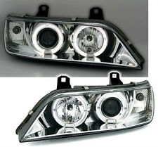 CLEAR ANGEL EYE HEADLIGHTS HEADLAMPS FOR THE BMW Z3 COUPE & CABRIO NICE GIFT