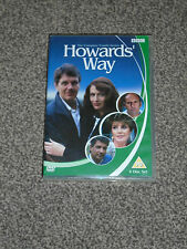 HOWARDS WAY : THE COMPLETE FOURTH SERIES (4th) - DVD BOXSET IN VGC (FREE UK P&P)