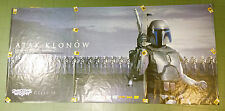 STAR WARS - Attack of the Clones - HUGE GIANT MEGA GIGA XXL POLISH PROMO POSTER