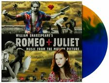 William Shakespeares Romeo & Juliet Exclusive Blue Orange Split Vinyl LP x/2000