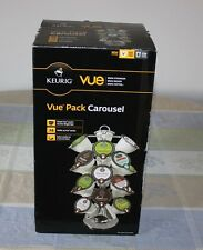 Keurig Vue Carousel New Holds 24 Vue Packs