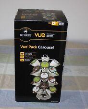 Keurig Vue Carousel New Holds 24 Vue Packs