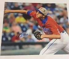 Alex Faedo Hand Signed Florida Gators 8x10 Photo W/ COA & Proof Detroit Tigers