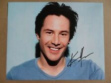 "Keanu Reeves Signed ~~Autographed Photo ""John"""