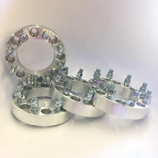 "4X Wheel Adapters Spacers ¦ 8X170 To 8X165.1 8X6,5"" ¦ 14X1.5 Studs ¦ 1.5"" 38mm"