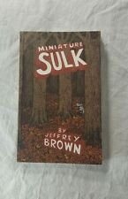 Minisulk by Jeffrey Brown 2005 Top Shelf Productions Comic Graphic Novel