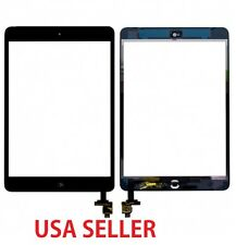 Black Digitizer Touch Screen Glass Replace For iPad mini 1 2 A1432 A1454 A1489