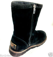 UGG Australia Selia Boot 1001879  Black Women's Size 6 US.