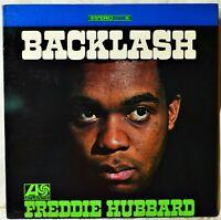 Freddie Hubbard Backlash Orig Blue/Green Label Stereo LP EX++ Vinyl 1st Press