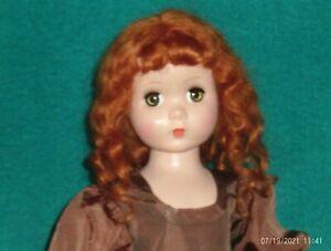 "vintage 21"" hp jointed Madame Alexander doll-Maggie"