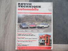 RTA Volvo «440 – 460 - 480» n°540 – 06/1992