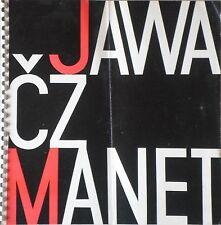 Jawa-CZ - Manet - Prospekt / Original