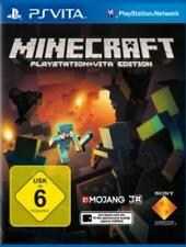 PS Vita Minecraft PlayStation Vita Edition Deutsch Neuwertig