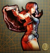 Black Lagoon Revy Sticker