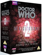 DOCTOR WHO REVISITATIONS 2 - DVD - REGION 2 UK