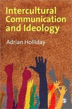 Intercultural Communication & Ideology, Holliday, Adrian, Good Book