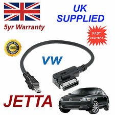 Vw Jetta Ami Mmi 000051446A Mp3 iPod Phone Mini Usb Cable replacement