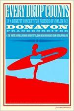 Donavon Frankenreiter Poster Signed John Van Hamersveld Artist Save Avalon Bay