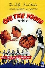 On The Town (1949) DVD (Sealed) ~ Frank Sinatra