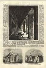 1868 volontario Drill Hall GT Yarmouth cowlinge College Scuola Newmarket