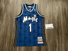 Authentic Tracy McGrady Orlando Magic Mitchell & Ness Road Jersey