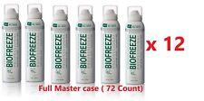 72 Packs Of BioFreeze Professional 360 Spray 4 fl oz, Exp.2021+--Depends On Us!!