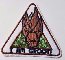 I Am Groot Guardianes de la Galaxia Parche con Plancha de Coser Transferencia