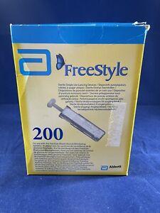 Freestyle Unistik 2 Lancets 200ct