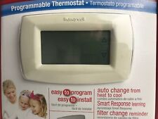 Honeywell 7-Day Programmable Touchscreen Thermostat RTH7600D NIB
