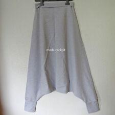 Hosengröße 48 Damenhosen aus Baumwollmischung mit geradem Bein