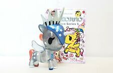 SDCC 2020 Tokidoki Con Metallico Series 5 Unicorno Vinyl Figure - Liberty