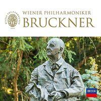 WIENER PHILHARMONIKER -  ANTON BRUCKNER CD NEU