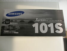 Samsung TONER ORIGINALE MLTD 101s sf760p SF 760p ml-2160 2165 W scx3400