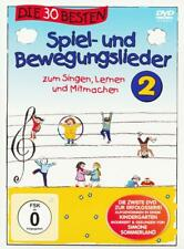 Die 30 Besten Spiel-Und Bewegungslieder 2-Die DVD von Die Kita Frösche,Karsten Glück, Simone Sommerland & Die Kita-Frösche,Karsten Glück,Simone Sommerland (2013)