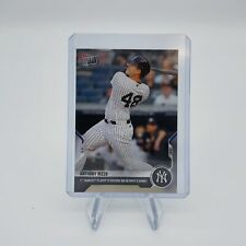 Anthony Rizzo RBI in 1st 6 Games- 2021 MLB TOPPS NOW Card 614 - PR: 847