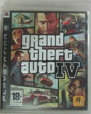 PlayStation 3 PS3 Grand Theft Auto IV