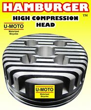 66cc/80cc 2-Stroke motorized bike High Compression Head For Bike Motor Kit