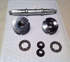 Bottom bracket spindle 5K nut type - missing nuts