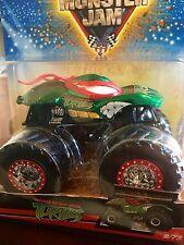 "Hot Wheels ""Teenage Mutant Ninja Turtles"" Raphael SpectraFlames 9/75 Truck"