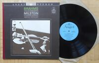 O109 MILSTEIN BRAHMS VIOLIN CONCERTO FISTOULARI ANGEL STEREO