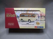 AG206 CORGI HERITAGE 1/43 CHENARD WALCKER MINI BUS VITRE EX70623 Ed Lim 2400ex
