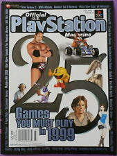 Official U.S. Playstation Magazine Vol 2 Issue 10 July 1999