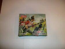 Airfix HO/OO 1/72 scala vintage Waterloo british infantry Figure COFANETTO