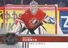 Devan Dubnyk #57 - 2017-18   Canadian Tire Team Canada - Base