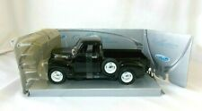 Welly 1953 Chevrolet 3100 Pick Up Truck, Black 1:24 Scale Die Cast Plastic Model