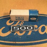 66 GALAXIE 500 NOS OEM FORD C6AZ-62291B30-A Rear QUARTER PANEL